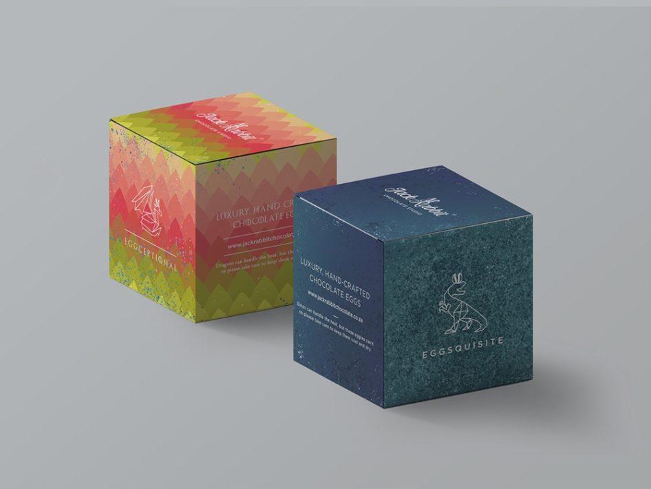 Jack Rabbit Packaging Design - Easter