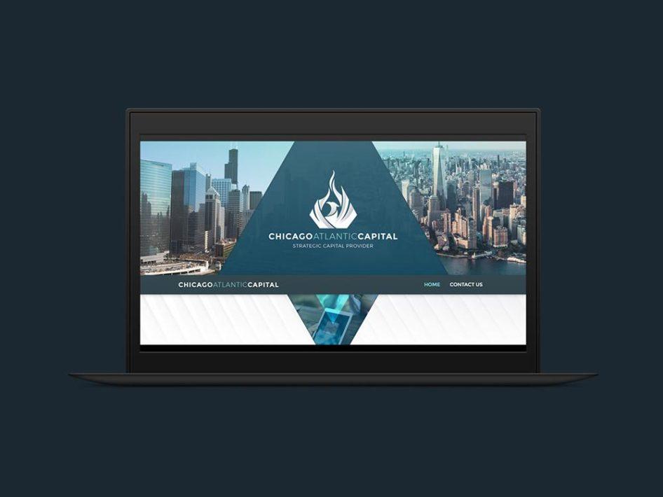 Chicago Atlantic Capital Website Design