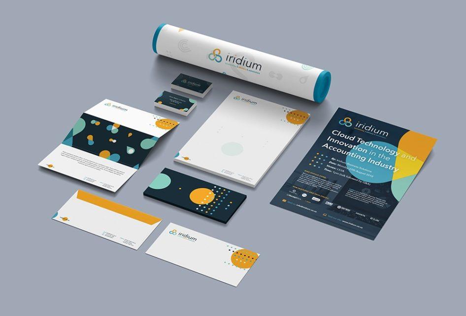 Iridium Corporate Identity Design