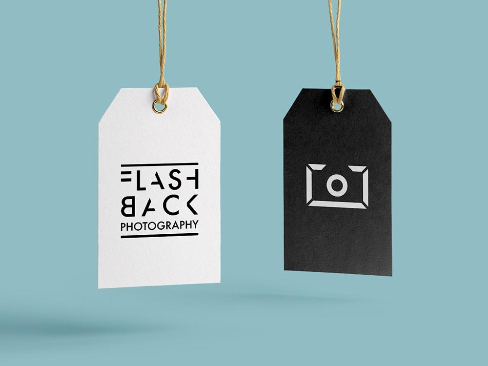 Flashback Photography Logo Design
