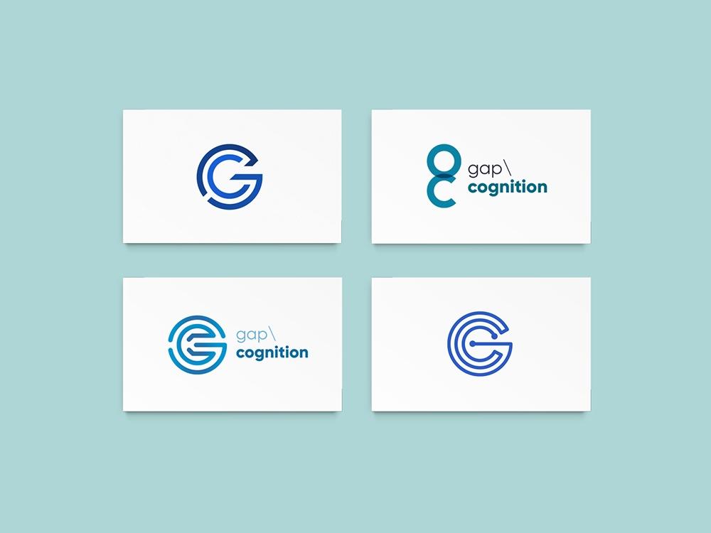 Gap Cognition Logo Design